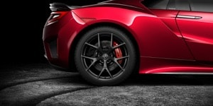 2017 Acura NSX - Wheels